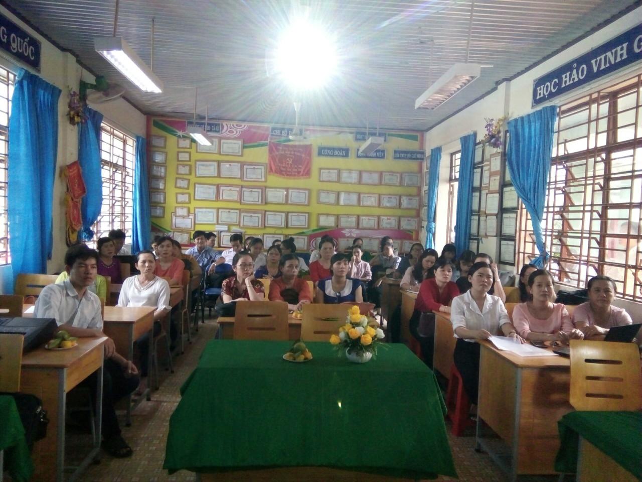 THCS Hòa Phú: Hiệu quả công tác ứng dụng Sisap trong công tác phối hợp giữa nhà Trường và Phụ Huynh trong thời gian tạm nghỉ của học sinh để phòng, chống Covid – 19